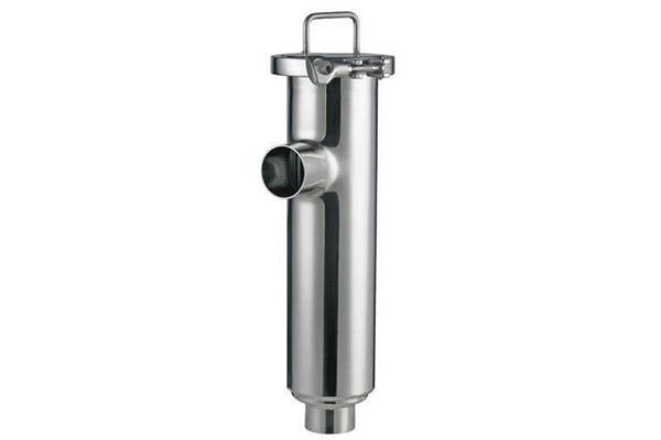 角式管道过滤器